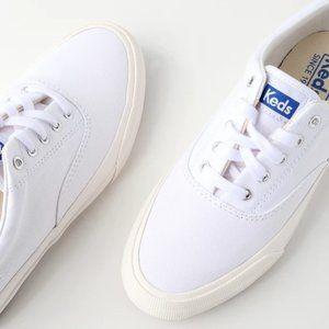 Keds | Anchor White Ortholite Sneakers